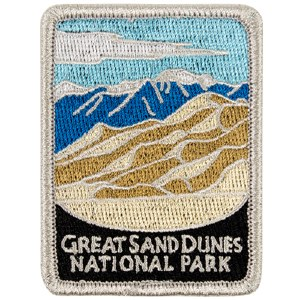 Great Sand Dunes National Park Patch