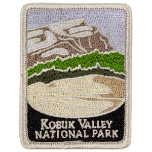 Kobuk Valley National Park Patch