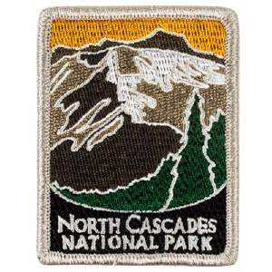 North Cascades National Park Patch