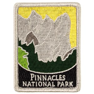 Pinnacles National Park Patch
