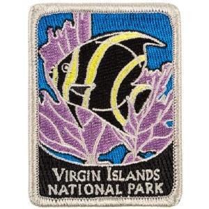 Virgin Islands National Park Patch