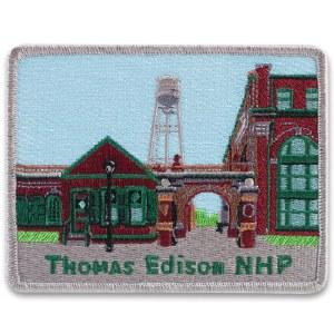 Thomas Edison National Historical Park Patch