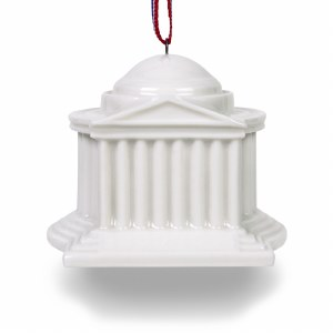Thomas Jefferson Memorial Replica Ornament
