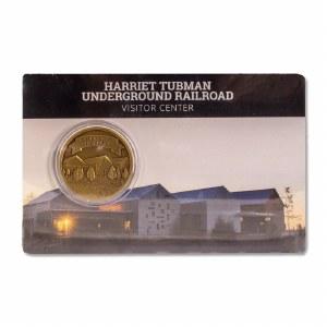 Harriet Tubman Underground Railroad Coin