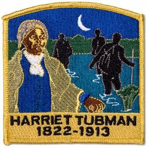 Harriet Tubman Patch