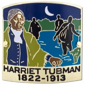 Harriet Tubman Hiking Medallion