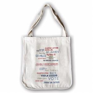 Selma To Montgomery Tote Bag