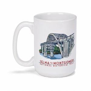 Selma To Montgomery Mug
