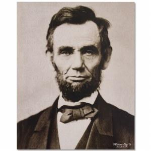 Lincoln Print L-67
