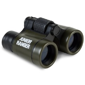 Green Junior Ranger Binoculars