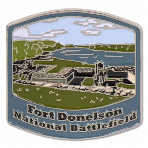 Fort Donelson Pin