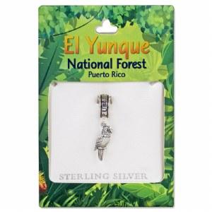El Yunque Parrot Charm