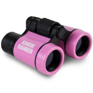 Pink Junior Ranger Binoculars