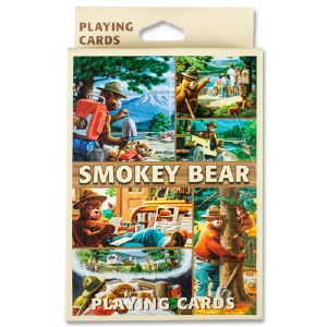 Smokey Playing Cards