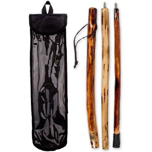 Collapsible Hiking Stick 48''