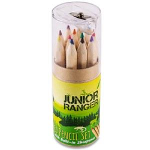 Junior Ranger Colored Pencil Set