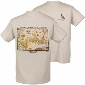 Grand Canyon National Park Xplorer Tee - Medium