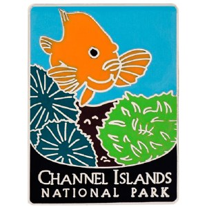 Channel Islands NP Traveler Pin