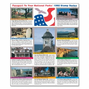 1992 Passport® Stamp Set