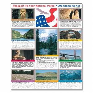 1995 Passport® Stamp Set