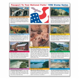 1996 Passport® Stamp Set
