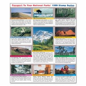 1999 Passport® Stamp Set