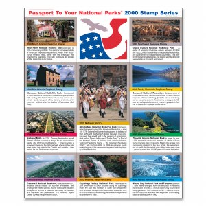 2000 Passport® Stamp Set