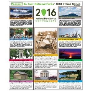 2016 Passport® Stamp Set
