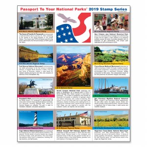 2019 Passport® Stamp Set