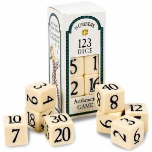 123 Dice Game