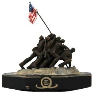US Marine Corps War Memorial Sculpture