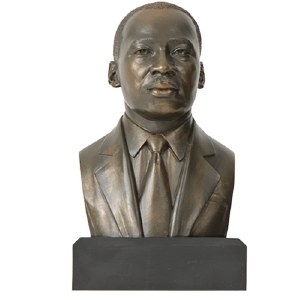 Martin Luther King, Jr. Sculpture