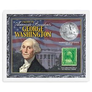 A Salute to America's Presidents - George Washington