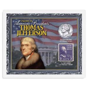 A Salute to America's Presidents - Thomas Jefferson