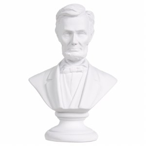 Mini Lincoln Bust