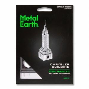 Chrysler Building Model