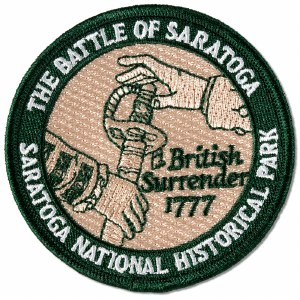 Saratoga Quarter Patch
