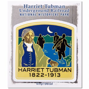 Harriet Tubman Decal