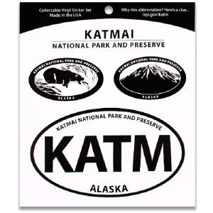 Katmai NP Triple Decal