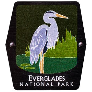 Everglades NP Trekking Pole Decal
