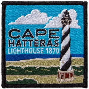 Cape Hatteras Lighthouse Patch