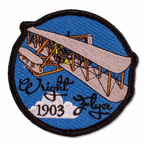 Wright Brothers Flyer Patch