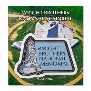 Wright Brothers Memorial Decal