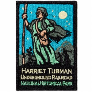 ANP Harriet Tubman Underground Railroad Patch