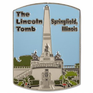 Lincoln's Tomb Magnet