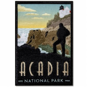 Acadia National Park Trailblazer Patch