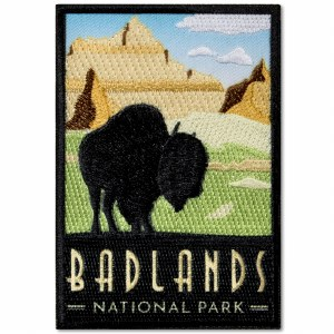 Badlands Trailblazer Patch