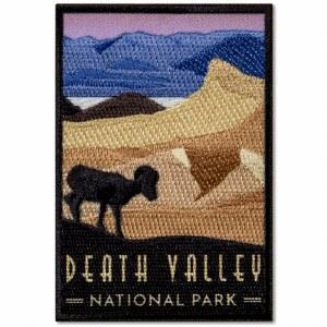 Death Valley Trailblazer Patch