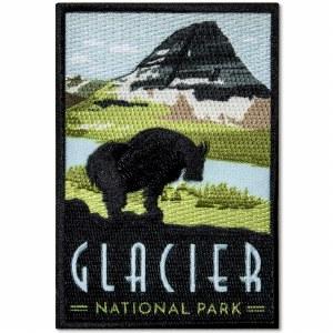 Glacier Trailblazer Patch