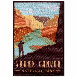 Grand Canyon Trailblazer Patch